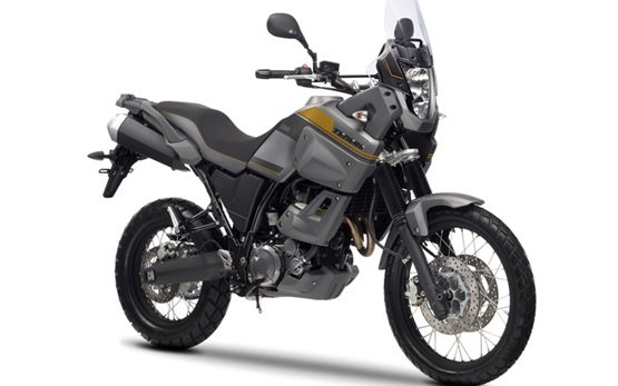 Yamaha XT660Z - прокат мотоцикла - Марокко