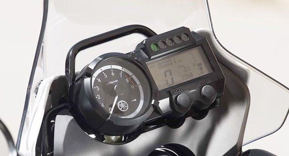 Yamaha XT660Z Tenere - наем на мотор Анталия