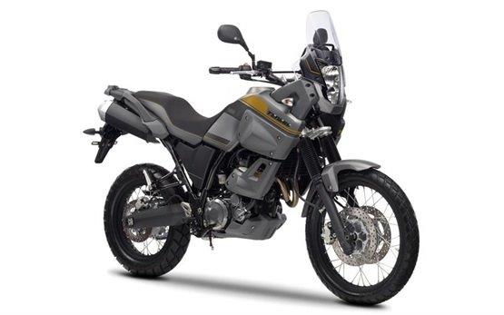 Yamaha XT660Z Tenere - alquilar una moto en Creta