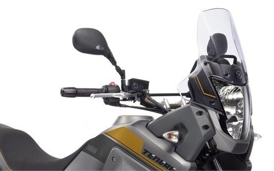 Yamaha XT660Z Tenere - мотопрокат Крит - Ираклион Аэропорт