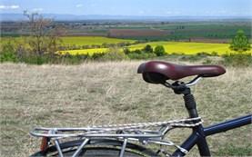 Езда на велосипеде в долине Софии