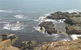 Побережье Черного моря - Резово