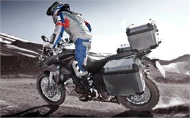BMW Morbike hire in Bulgaria