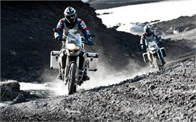 BMW Motorbike tours in Europe