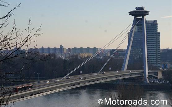 Bratislava, Slovakia - UFO