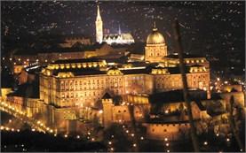 Дворецът Буда в Будапеща