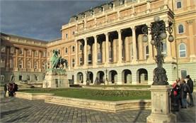 Будапеща - замъкът Буда