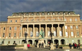 Будапеща - историческа сграда