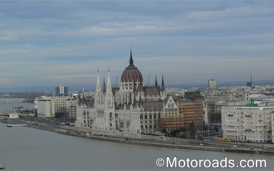 Budapest Hungría Parlamento