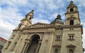 Будапеща - базиликата Св. Стефан
