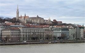 Будапеща през зимата