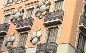 Сграда в Барселона