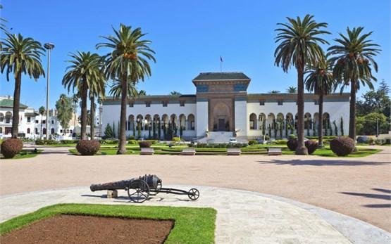 Casablanca -  Mohammed V Square