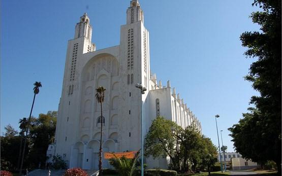 Casablanca - Sacre-Coeur Cathedral