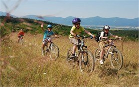 Cycle tours in Bulgaria