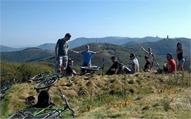 Колоездене в Стара планина