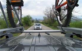 Езда на велосипеде в горах Родопы