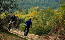 Cycling in the East Rhodopes - Bulgaria