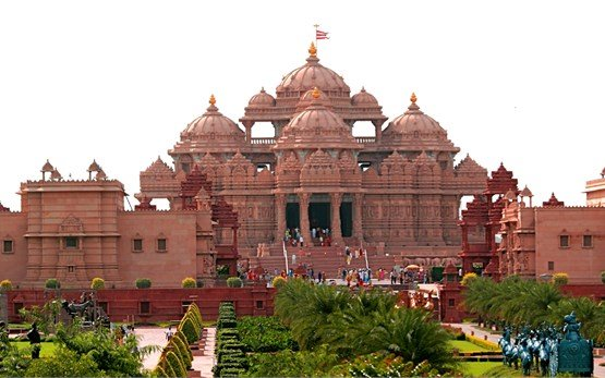 Делхи - Акшардхам