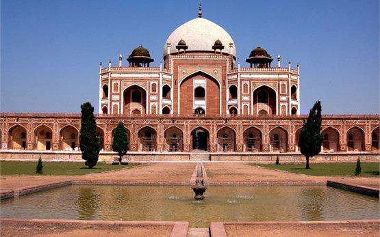 Delhi  Humayun`s Tomb