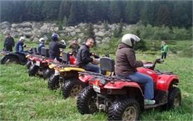 АТВ екскурзии с водач в Боровец