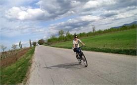 Семейная Езда на велосипеде в Копривштицы