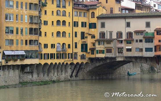 Florence - river