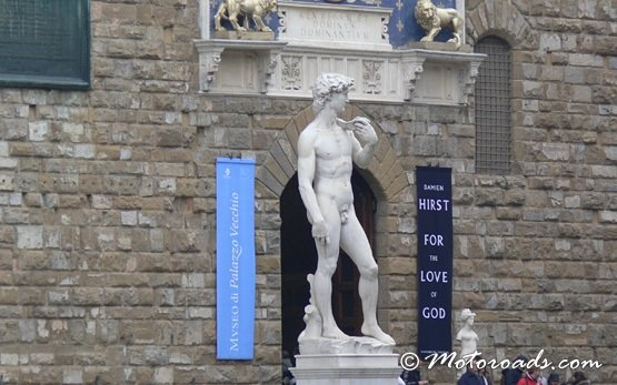 Florence - statue