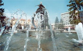 Fountains, Town of Razlog