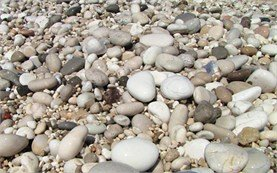 Free online ecards - beach stones
