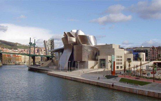 Музей Гугенхайм в Билбао