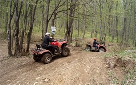 Guided ATV tours in Bulgaria