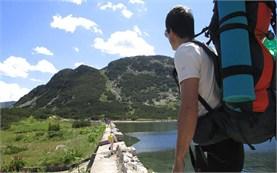 Hiking in Pirin mountains