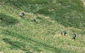 Hiking in Pirin