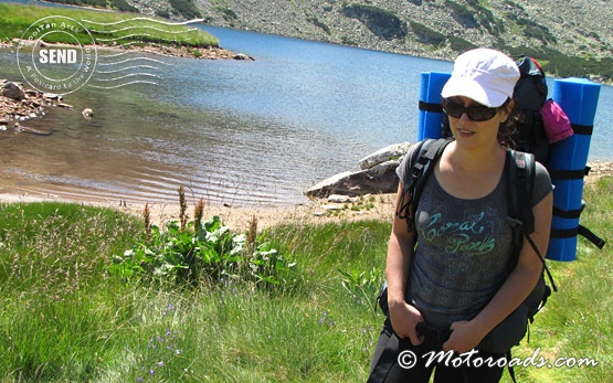 Hiking in Rila