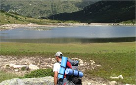 Поход в горы Рила