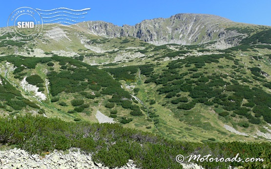 Hiking tours in Rila mountain