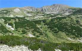 Hiking tours in Rila mountain