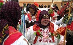 Международен Кукерски Фестивал в Перник