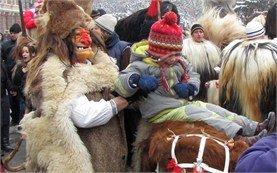 Международен фестивал на маските в Перник