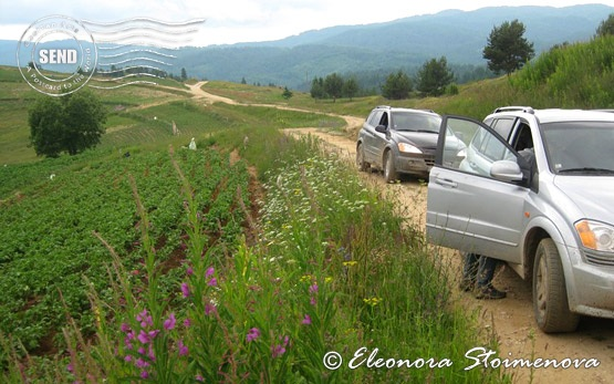 Jeep tours in The Balkan range - Bulgaria