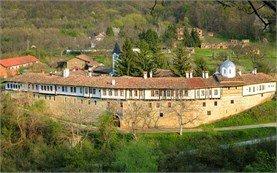 Капиново монастырь