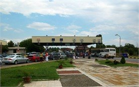 Kapitan Andreevo Border Check-Point