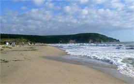 Пляж Кара Дере - Черное море