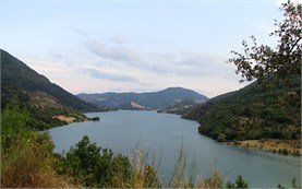 Kardzhali lake - Bulgaria