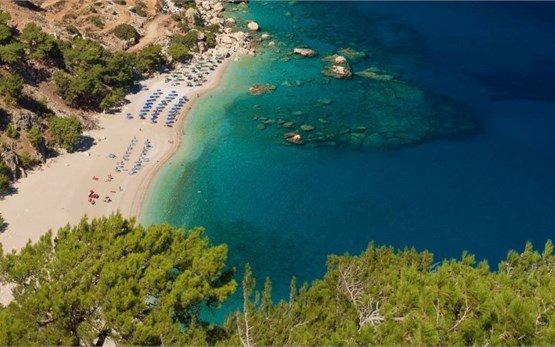 Karpathos Apella beach