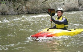 Kayak in Bulgaria - people on tours
