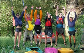 Kayak tours in Bulgaria