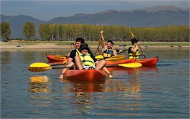 Kayak tours in Greece and Bulgaria