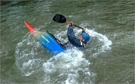 Kayaking school in Bulgaria